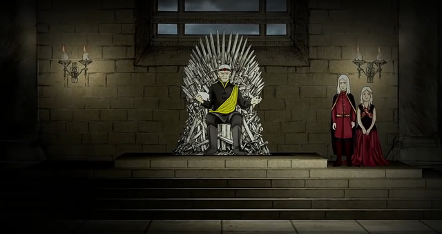 File:Aegon II on the Iron Throne.png
