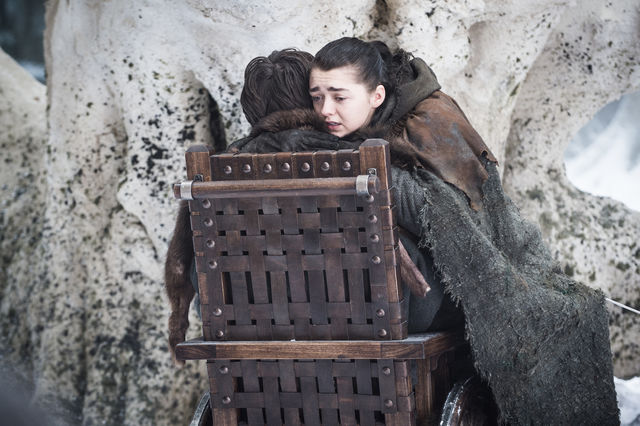File:Arya and Bran Wheelchair.jpg