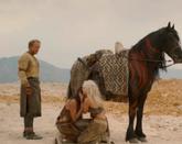 Daenerys & Irri 2x02