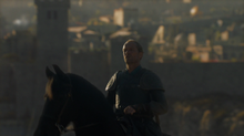 Jorah leaves meeren
