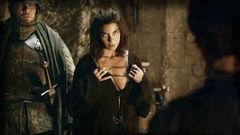 Osha seduces Theon
