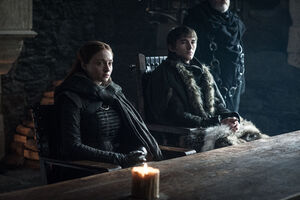 707 Sansa Bran