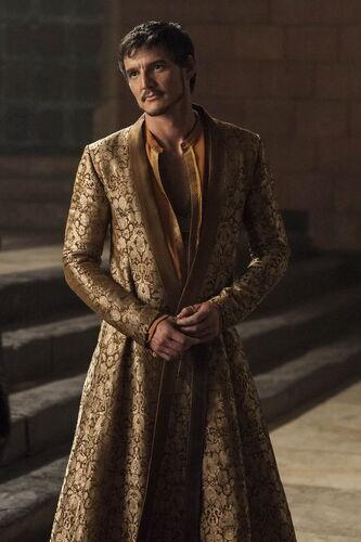 Vương gia Oberyn Martell