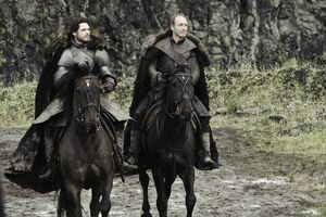 301 Roose Bolton Robb Stark