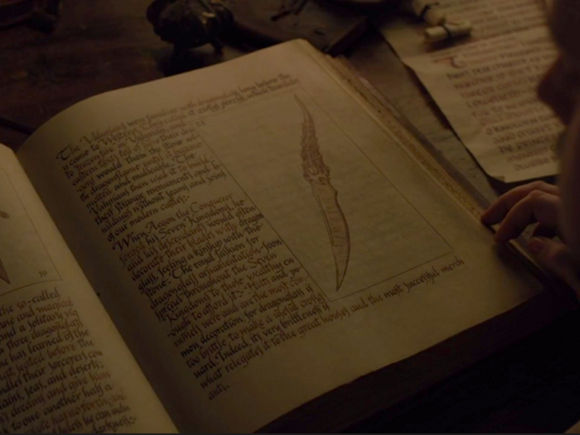 File:Valyrian steel dagger game of thrones catspaw blade sam.png