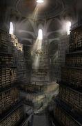 Библиотека Цитадели Концепт CA