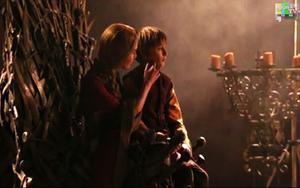209 Cersei Lennister und Tommen Baratheon