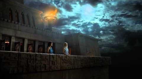 Game of Thrones Season 4 Deleted Scene 2 (Missandei Comforts Daenerys) (HBO)