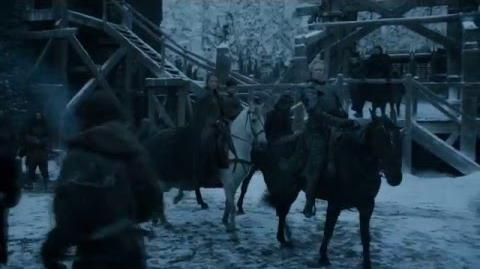 Game of Thrones Season 6 Episode 4 Clip – Stark Reunion (HBO)