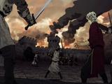 Faith Militant raid on the Red Keep
