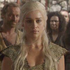 Daenerys i Jorah.