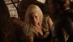 Daenerys wacht auf