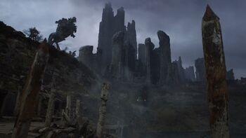 ハレンの巨城