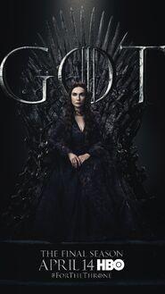 Season 8 poster Melisandre