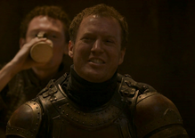 Singing Lannister soldier