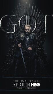 Season 8 poster Jorah