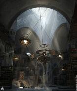 Библиотека Цитадели Концепт