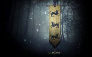 House Clegane Banner