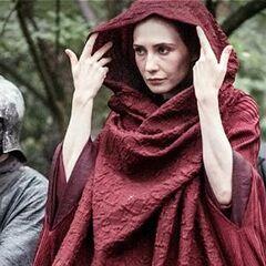 Lady Melisandre odwiedza <a href=