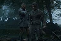 Arya and Sandor - Sabiá - 01