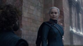 Daenerys and Tyrion S8 E6