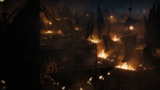 702 Siege of the Targaryen Fleet