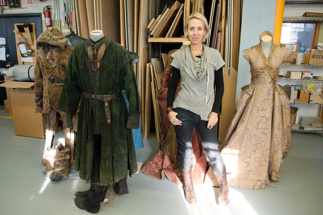 Image result for michele clapton game of thrones season 7 costumes