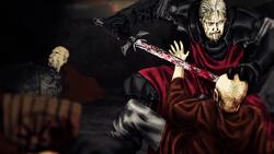 Maegor vitorioso no Julgamento de Sete