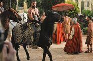 Дрого в Пентосе на смотринах 1x01