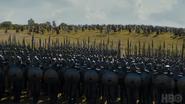 707 Unsullied Dothraki
