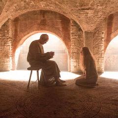 Spowiedź Cersei.