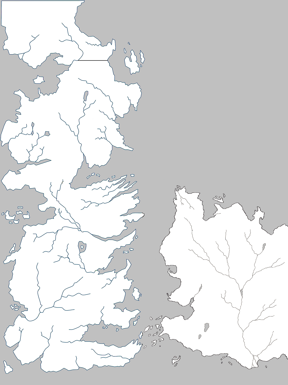 photo about Free Printable Map of Westeros titled Essos Video game of Thrones Wiki FANDOM run via Wikia