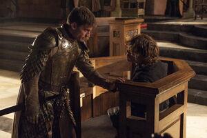 406 Jaime spricht zu Tyrion