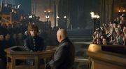 Tyrion questions Varys