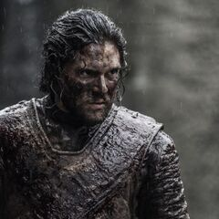 Jon sieht den flüchtenden Ramsay und verfolgt Ihn
