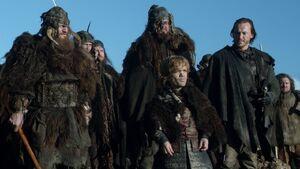108 Tyrion Bronn Shagga Timett