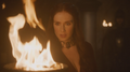 Melisandre burns the letter.png