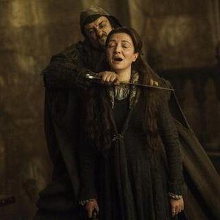 Catelyn lässt sich töten