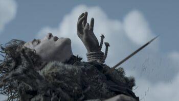 609 Rickon Stark Tod