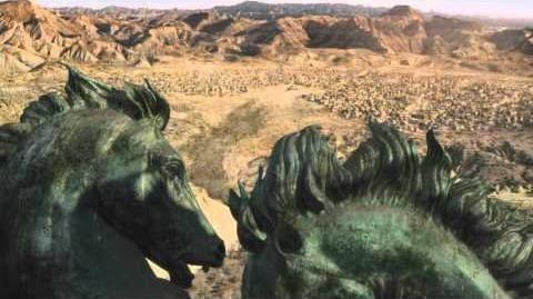 Game of Thrones Season 6 Episode 3 Clip – Daenerys walks with the Dothraki (HBO)