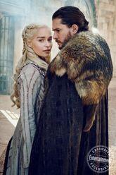 Jon & Daenerys 3