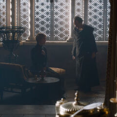 科本 meets Cersei.