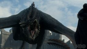 Drogon and Jon