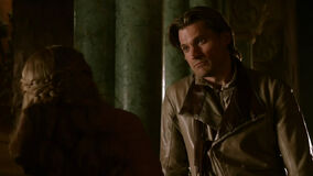 Jaime and Cersei 1x01