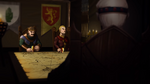 Haus Lennister, Könige von Casterlystein & Haus Gärtner, Könige der Weite