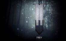 House Frey Banner