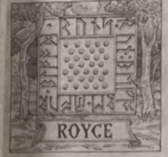Royce sigil 106 Anatomy