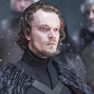 Theon als Stinker in Staffel 5.