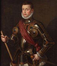 John of Austria portrait