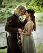 Rhaegar and lyanna s7 finale 3